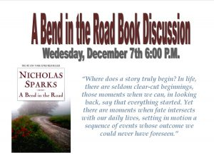 Book Discussion @ Lied Randolph Public Library