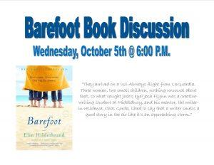 Book Discussion @ Lied Randolph Public Library   Randolph   Nebraska   United States
