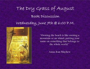 Book Discussion @ Lied Randolph Public Library | Randolph | Nebraska | United States