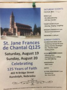 St Jane Frances de Chantal Q125 @ St. Jane Frances Church